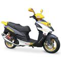 Запчасти для китайских скутеров 125-150cc