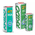 Моторное масло Xado (2T, 4T)