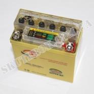 Аккумулятор 12N5L-BS iGEL (гелевый, с индикатором) B-cycle