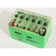Аккумулятор 9А YTX9-BS GEL (гелевый) MSU