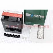 Акумулятор 6А YTX7L-BS (кислотний, сухий) SKYRICH