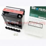 Аккумулятор 7А 12N7-BS (кислотный, сухой) SKYRICH