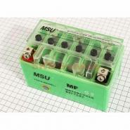 Акумулятор 7А YTX7A-BS GEL (гелевий) MSU