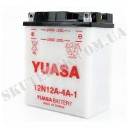 Акумулятор 12N12A-4A-1 YUASA