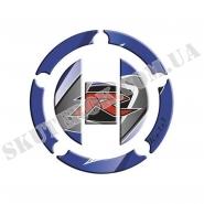 Наклейка на кришку баку Suzuki RSZ-611B
