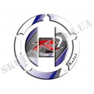Наклейка на кришку баку Suzuki RSZ-611W