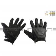 Мотоперчатки SCOYCO MC-08 (текстиль, черные)