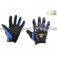 Мотоперчатки SCOYCO MC-09 (текстиль, синие)