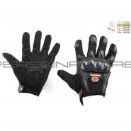 Мотоперчатки SCOYCO MC-09 (текстиль, черные)