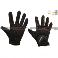 Моторукавиці SCOYCO MC-10 (текстиль, червоні)