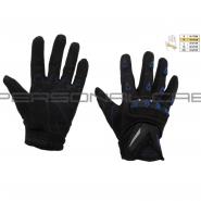 Моторукавиці SCOYCO MC-10 (текстиль, сині)