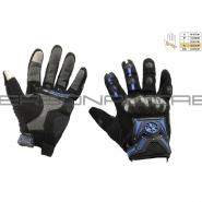 Мотоперчатки SCOYCO MC-20 (текстиль, синие)