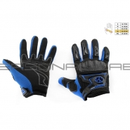Мотоперчатки SCOYCO MC-23 (текстиль, синие)