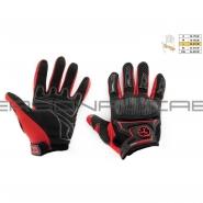 Мотоперчатки SCOYCO MC-23 (текстиль, красные)