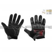 Мотоперчатки SCOYCO MC-23 (текстиль, черные)