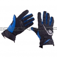 Мотоперчатки SCOYCO (текстиль, синие)