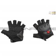 Мотоперчатки SCOYCO MC-29D (без пальцев, черные)