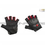 Мотоперчатки SCOYCO MC-29D (без пальцев, красные)