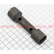 Ключ свечной 2T/4Т - 18/21мм (каленый)