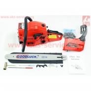Бензопила GoodLuck GL4500E 45cc (3 кВт, шина 18