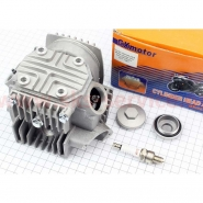Головка цилиндра 70cc (в сборе) (Viper Active, Delta, Alpha, zs50f) (GXmotor)