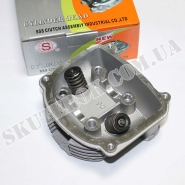 Головка цилиндра (4T 150cc) (с клапанами) (SEE)