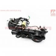 Двигатель 157QMJ (4T 150cc) (длинный вариатор, с карбюратором...) (GXmotor)