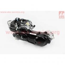 Двигатель 139QMB (4T 80cc) (длинный вариатор, длинный вал)