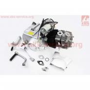 Двигатель 125cc (механика) (Viper Alpha) (GXmotor)