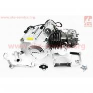 Двигатель 125cc (полуавтомат) (Viper Active) (GXmotor)