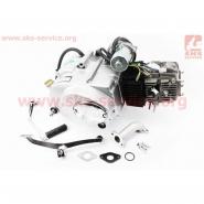 Двигатель 110cc (полуавтомат) (Viper Active)