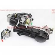 Двигатель 157QMJ (4T 150cc) (длинный вариатор, с карбюратором) (Mototech)