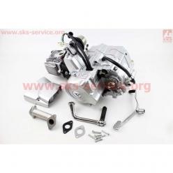 Двигатель 110cc (полуавтомат) (Viper Active) (Mototech)