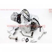 Двигатель 110cc (механика) (Viper Delta) (Mototech)