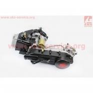 Двигатель 157QMJ (4T 150cc) (длинный вариатор) (ZHENGHE)