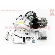 Двигатель мопедный 125cc (Active) (механика) (TMMP)