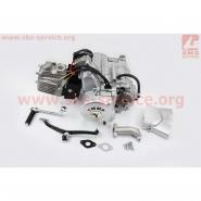 Двигатель мопедный 125cc (Active) (автомат) (TMMP)