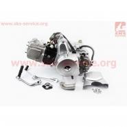 Двигатель мопедный 110cc (Active) (автомат) (СЛОН)
