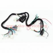 Проводка центральная (Viper zs125j / zs150j) (TATA)