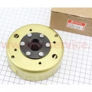 Ротор (для 8 катушек) (4T 125-150cc) (TATA)
