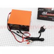 Зарядное устройство для АКБ 6V/12V (стационарное) (Mototech)