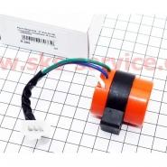 Реле поворотов (3 контакта, оранжевое)