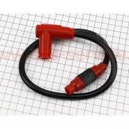 Провод к катушкам зажигания (с насвечником, 43см, тюнинг) (SplitFire)
