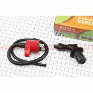 Катушка зажигания (4T 50-150сс) (TATA-Premium)