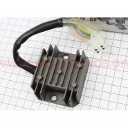 Регулятор напряжения (Viper zs125j / zs150j) (4 провода) (JIANXING)