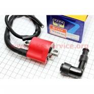Катушка зажигания (Viper zs125j / zs150j, СВ/CG) (TATA-Premium)