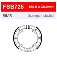 Колодки тормозные FE FSB725