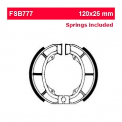 Колодки тормозные FE FSB777