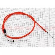 Трос газа (Viper zs125j / zs150j) (88см, красный) (TMMP)