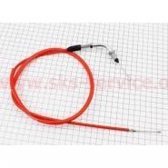 Трос газа (Viper Delta) (94см, красный) (TMMP)